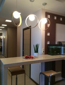 Шикарная квартира в ЖК Воробьевы горы - Фото 5