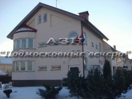Дмитровское ш. 12 км от МКАД, Еремино, Коттедж 450 кв. м - Фото 1