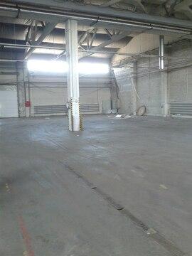 Сдам склад пр-во 1200 м, к/б 3-5т, пандус авто ж/д - Фото 3