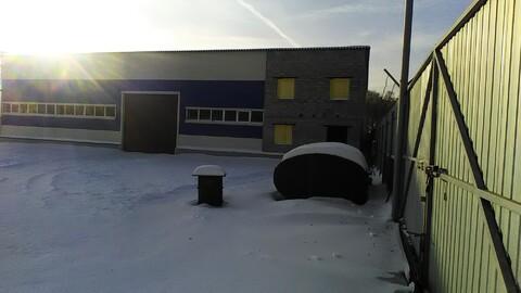 Производственная база, 0,5га. пос.Прохладный. - Фото 1
