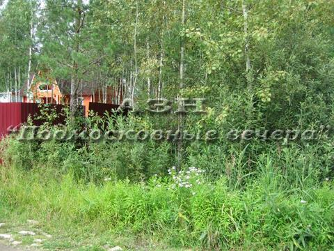Ленинградское ш. 115 км от МКАД, Новошино, Участок 8 сот. - Фото 1