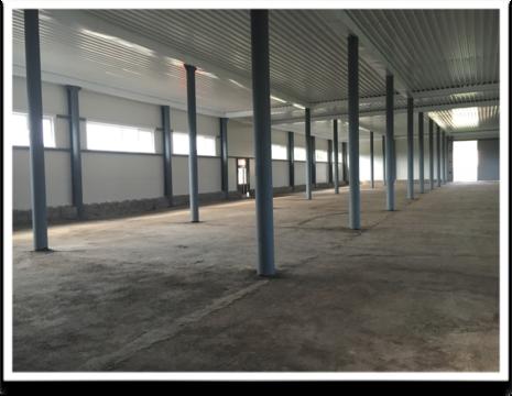 Помещения пл. 600 м2 под склад, производство, теплый склад, склад . - Фото 2