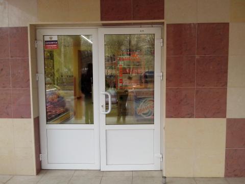 Торговое помещение свободной планировки с отделкой, первая линия - Фото 5