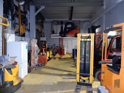 Теплое помещение под склад-производство.