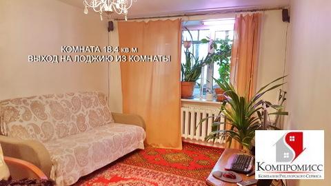1-комн.кв. 35 кв.м 1/5 эт. Климовск, Южный пер.д.7 - Фото 1