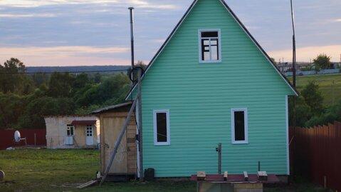 Дом 5х8 на участке 21,5 сот. в центре села Недельное - Фото 3
