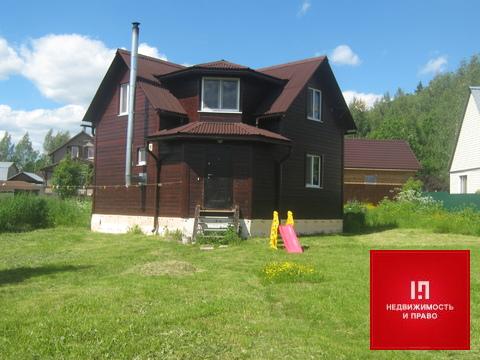 Продам дом в д. Веретенки - Фото 1