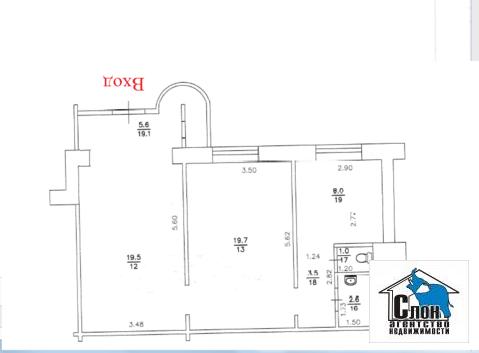 Продаю помещение 60 м. на ул.Солнечная,11 с отдельным входом - Фото 2