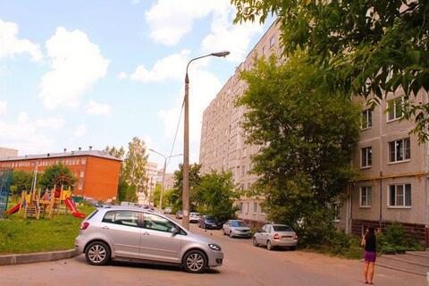 Четырехкомнатная квартира в 5 микрорайоне - Фото 1