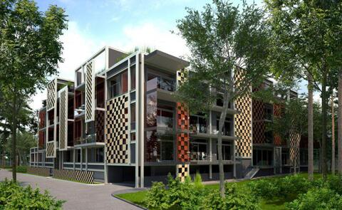 1 298 460 €, Продажа квартиры, Купить квартиру Юрмала, Латвия по недорогой цене, ID объекта - 313138757 - Фото 1