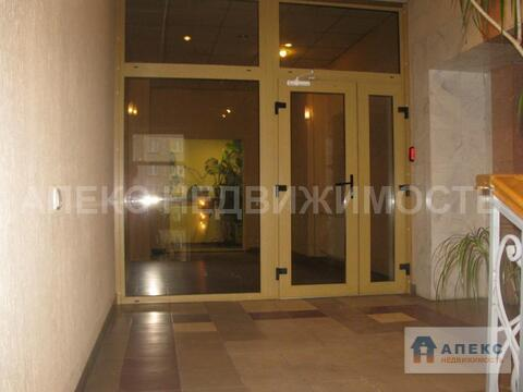 Аренда офиса 347 м2 м. Бауманская в бизнес-центре класса В в Басманный - Фото 1