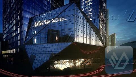 Сдам офис 200 кв.м, бизнес-центр класса A «око Москва Сити» - Фото 3