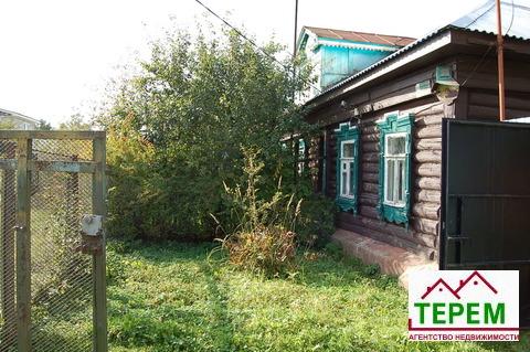 Выделенная часть дома в черте города Серпухова - Фото 1