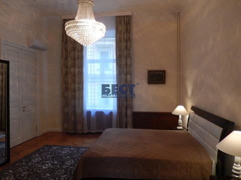 Квартира Москва, переулок Романов, д.5, ЦАО - Центральный округ, . - Фото 3