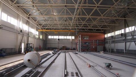 Завод для производства блоков в свх.Останкино 18 км от МКАД - Фото 5