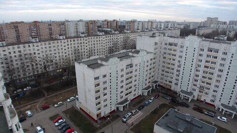 Трехкомнатная квартира, Москва, ул. Героев Панфиловцев, дом 1к2 - Фото 2