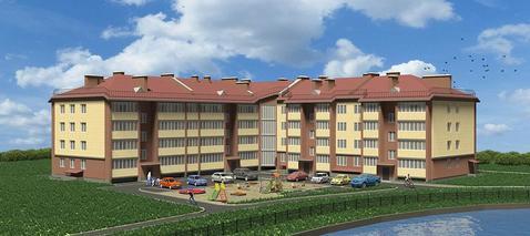 Квартира в новом кирпичном доме в самом центре Брагино - Фото 1