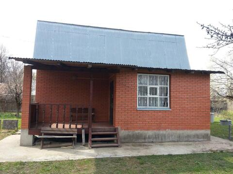 Дом на участке 22 сотки в д.Мартемьяново - Фото 1