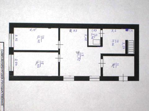 Продажа двухэтажного отдельно стоящего здания 84,7 кв.м. - Фото 5