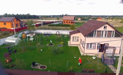 Загородный дом в райском уголке Подмосковья - Фото 1