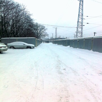 Сдаем метал.гараж на охраняемой парковке ул.Люблинская, д.6 - Фото 5