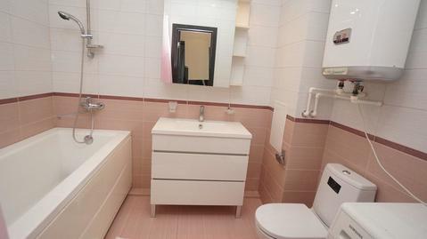 Купить однокомнатную квартиру в доме бизнес-класса, с новым ремонтом. - Фото 4