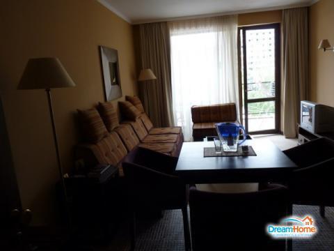 Элитная квартира с 1-ой спальней в самом центре Солнечного Берега, в о - Фото 1