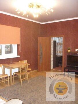 Сдается четырехкомнатная квартира с евроремонтом - Фото 1