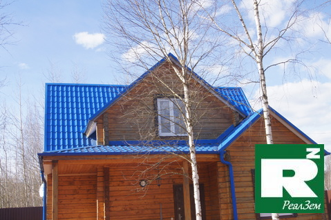 Продаётся дом 85 кв.м, участок 6 соток, в Ворсино - Фото 4