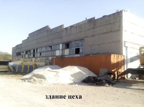 Продаётся промбаза в Крымске 4800 кв.м. участок 3,6 га, р-н Курганной - Фото 2