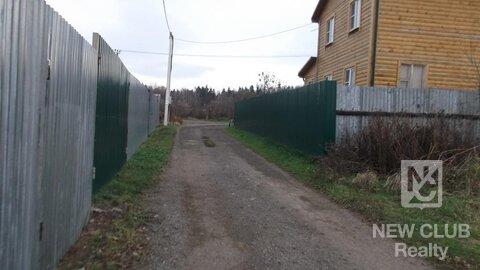 Участок на Рублевке. 23 км.от МКАД. Деревня Папушево. ИЖС. - Фото 1