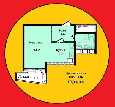 Продажа квартиры, м. Ладожская, Уткин пр-кт. - Фото 1