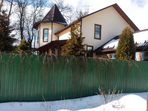 Продам 3х этажный коттедж в Москве в деревне Бачурино - Фото 2