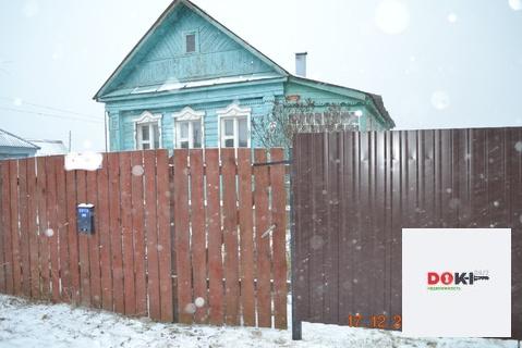 Дом из бревна 11 км от г.Егорьевск - Фото 1