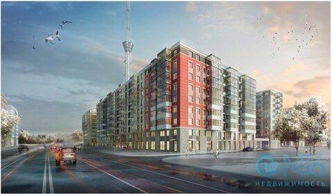 Продажа 3-комнатной квартиры 103.18 м2 - Фото 1