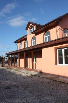 Здание под кафе/магазин/гостиницу на трассе м7 - Фото 1
