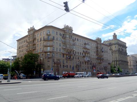 Трехкомнатная Квартира Москва, проспект Кутузовский, д.19, ЗАО - . - Фото 2