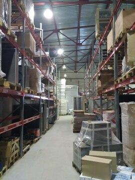 Производственно-складское помещение 1000 кв.м - Фото 1