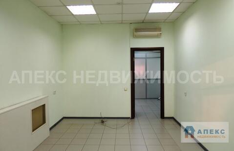 Аренда офиса 94 м2 м. Римская в бизнес-центре класса В в Таганский - Фото 3