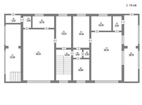 Офис в аренду от 10 кв.м, м2/год - Фото 1