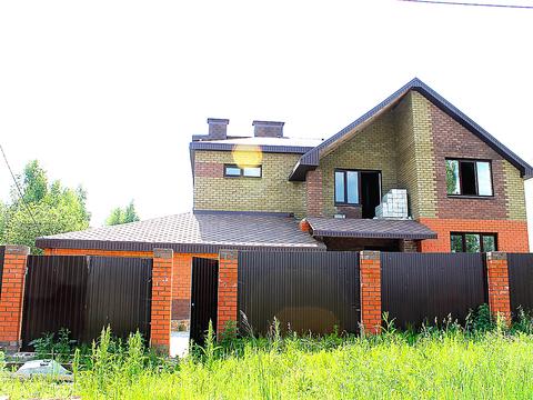 Совоременный дом (250кв.м.) в пос. Сысоевка, Богородский р-н - Фото 2