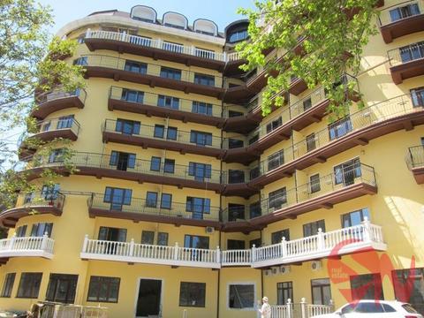 Продаются однокомнатные апартаменты в Партените в новом доме. Площ - Фото 1
