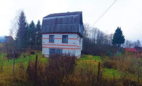 Участок 7 соток+дом, СНТ Синегейка, Ломоносовский район - Фото 1