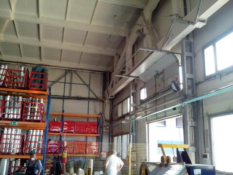 Производственное специализированное здание складов, торговых баз, баз - Фото 4