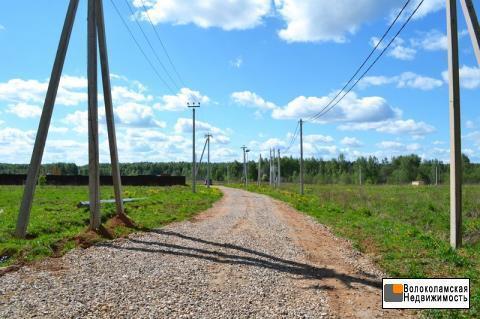 Продажа участка 15 соток в деревне Титово, рядом Рузское вдхр - Фото 3