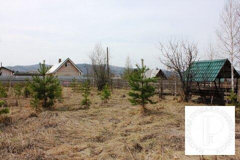Участок площадью 14 соток в поселке Манском, ст Содружество - Фото 3