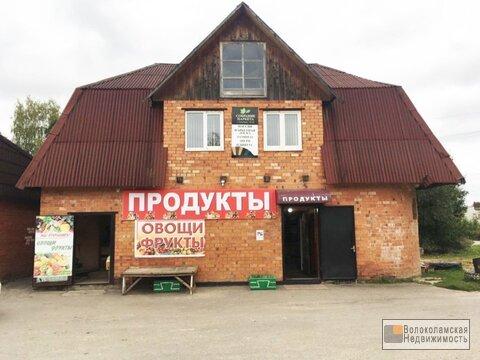 Продажа здания магазина в поселке Сычево (арендный бизнес) - Фото 3