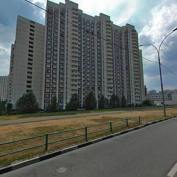 2-х комнатная квартира, м.Марьино, Новочеркасский б-р, д.20, корп.3. - Фото 1