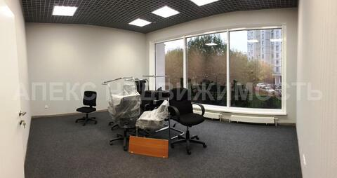 Аренда офиса пл. 374 м2 м. Калужская в бизнес-центре класса В в . - Фото 4