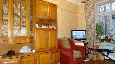 Большая двухкомнатная квартира в сталинском доме - Фото 1